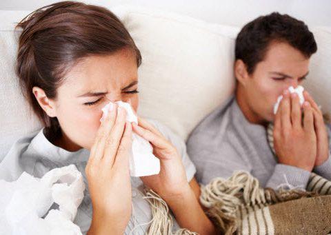 Điều trị cúm hiệu quả bằng các sản phẩm từ thiên nhiên - Ảnh 1.