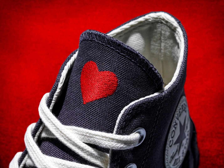 """Converse cho ra mắt BST được thiết kế từ thông điệp hợp thời 4.0 """"Love Yourself First"""" - Ảnh 5."""