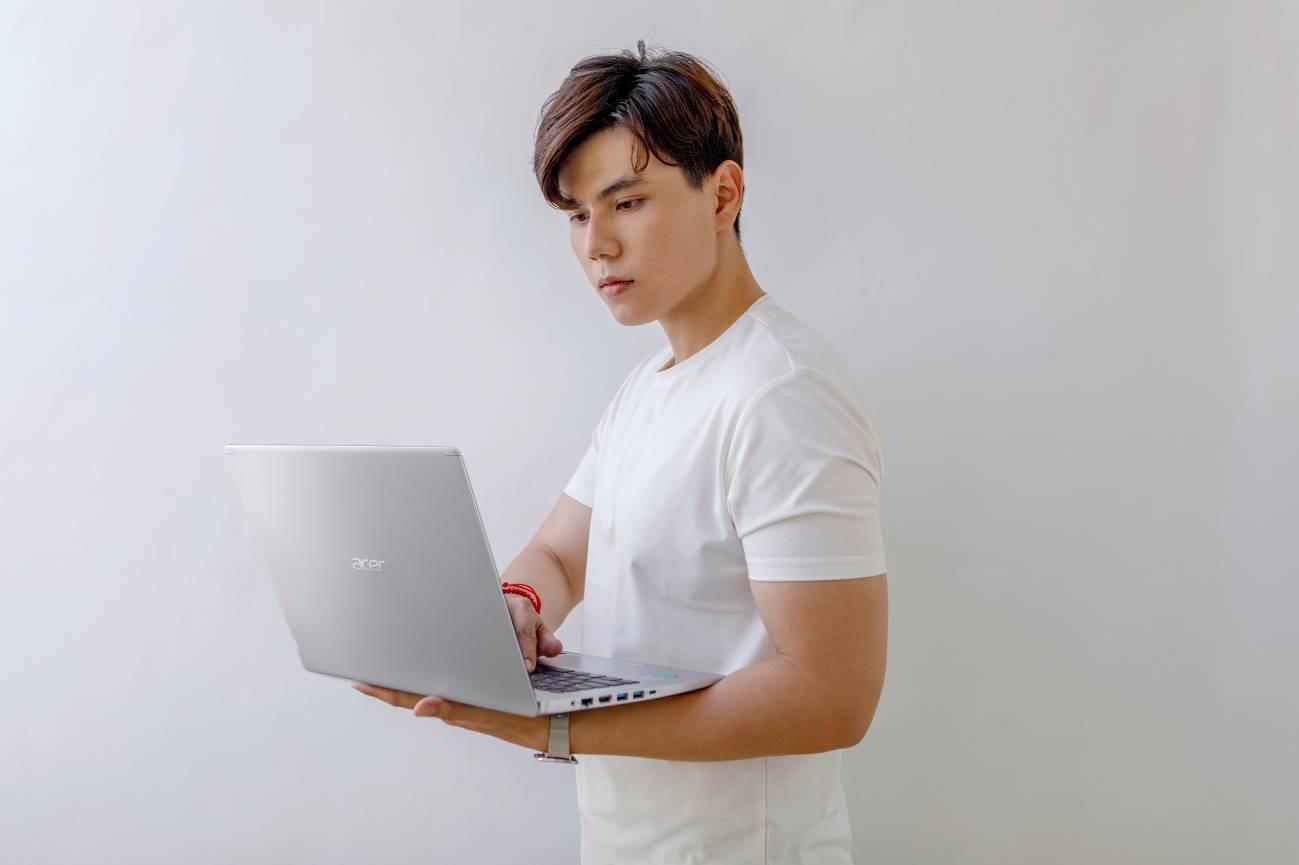 """Acer Aspire 5 và ngôn ngữ thiết kế mới """"khó có thể cưỡng lại"""" - Ảnh 4."""