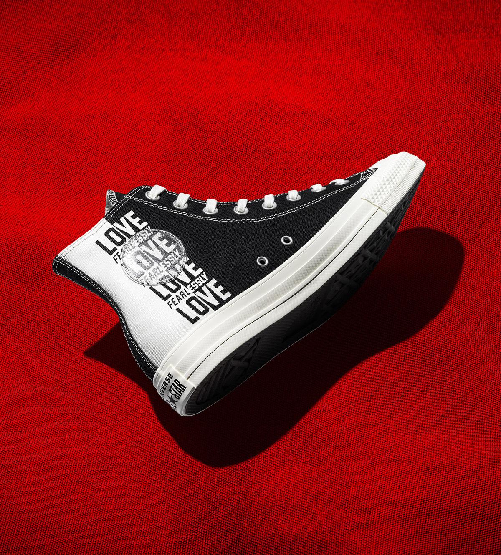 """Converse cho ra mắt BST được thiết kế từ thông điệp hợp thời 4.0 """"Love Yourself First"""" - Ảnh 8."""