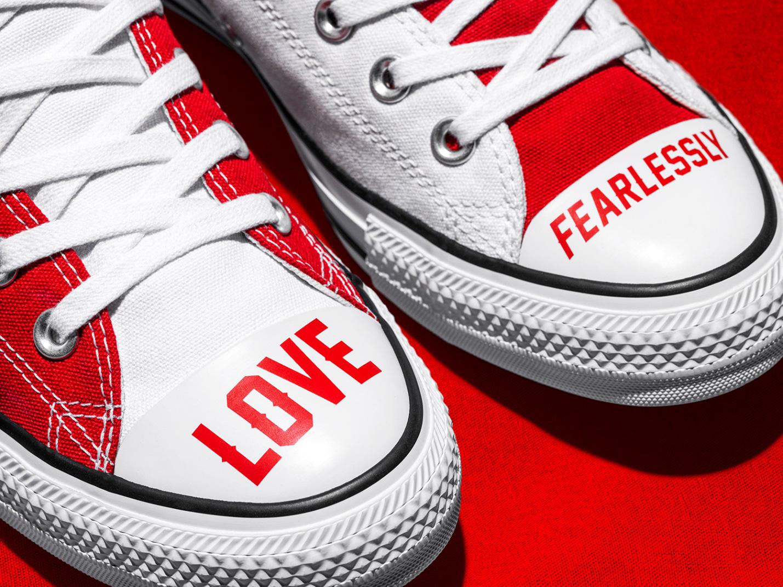 """Converse cho ra mắt BST được thiết kế từ thông điệp hợp thời 4.0 """"Love Yourself First"""" - Ảnh 10."""