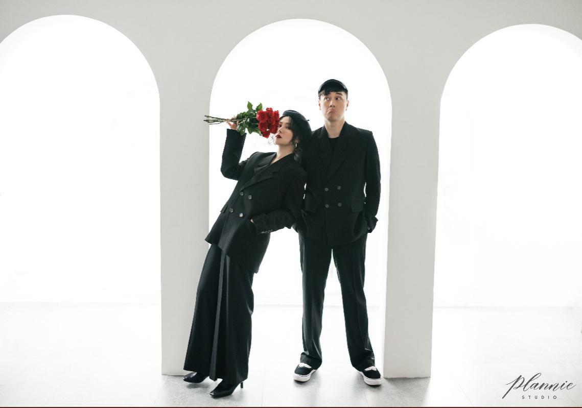 Kiên Hoàng – Heo Mi Nhon: Valentine ý nghĩa nhất chính là ở bên Cam Cam - Ảnh 10.