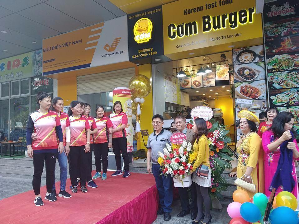 Thương hiệu Hàn Quốc Cơm Burger thực hiện chuỗi hành động thiết thực phòng dịch Corona - Ảnh 2.