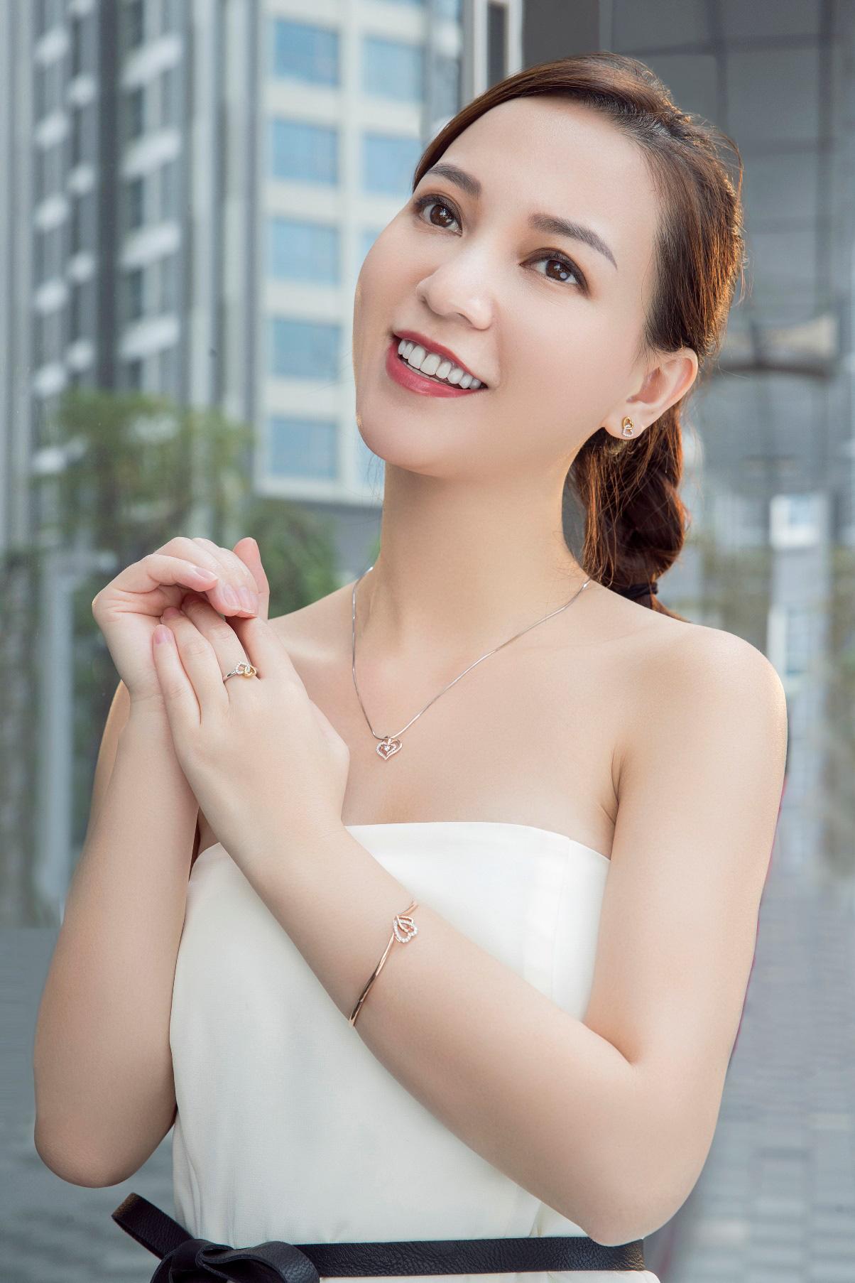 Prima Fine Jewelry giới thiệu sản phẩm vàng 18K và kim cương cho phái đẹp - Ảnh 4.