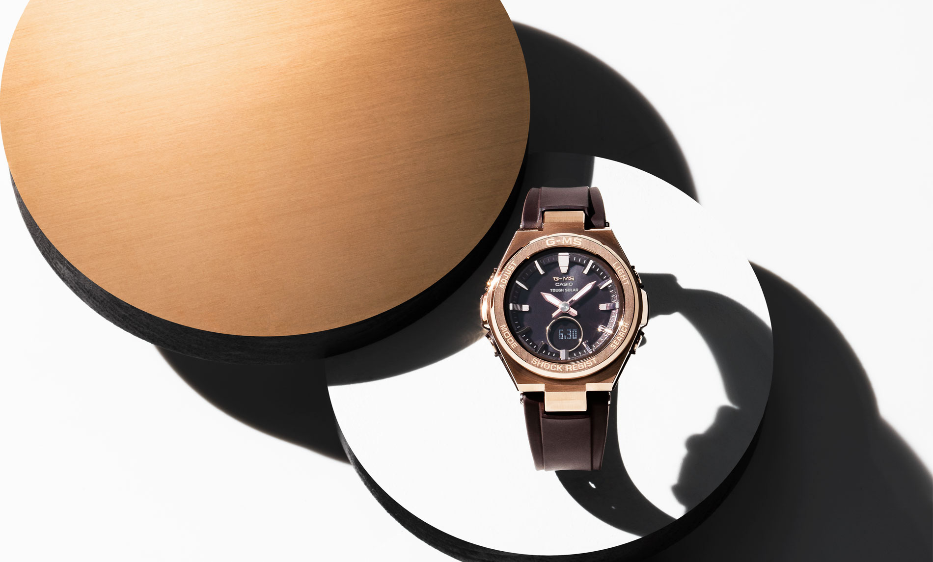 """Đồng hồ Casio cho cô gái """"trưởng thành"""": Mix theo phong cách đường phố hay quý cô đều cực """"chất"""" - Ảnh 6."""