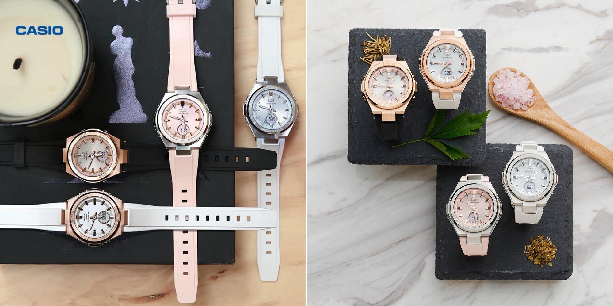 """Đồng hồ Casio cho cô gái """"trưởng thành"""": Mix theo phong cách đường phố hay quý cô đều cực """"chất"""" - Ảnh 7."""
