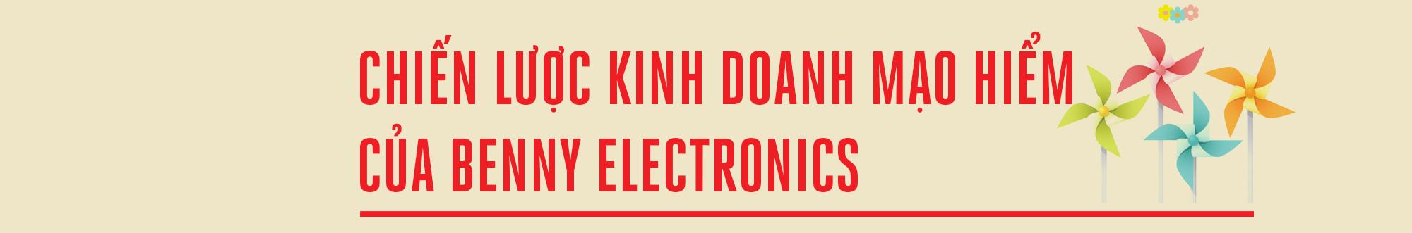 Benny Electronics và hành trình chiếm lĩnh trái tim người tiêu dùng Việt - Ảnh 2.
