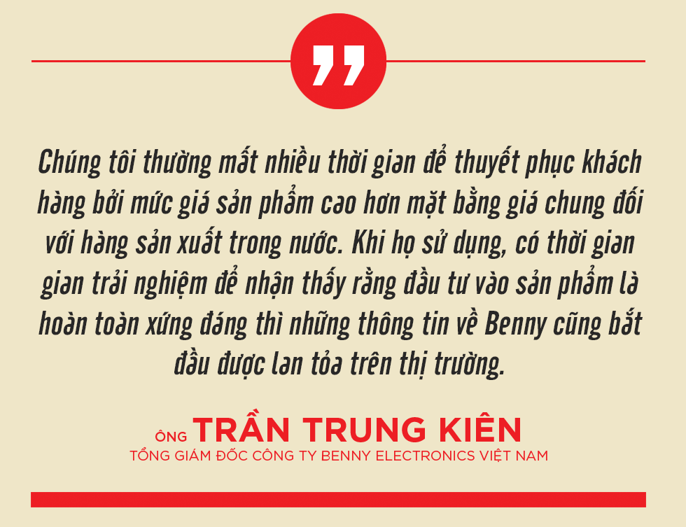 Benny Electronics và hành trình chiếm lĩnh trái tim người tiêu dùng Việt - Ảnh 6.