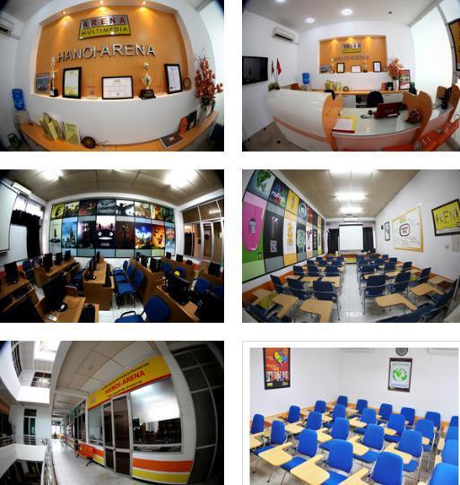 iRender Việt Nam và Trường Hanoi-Arena ký kết hợp tác trực tuyến - Ảnh 1.