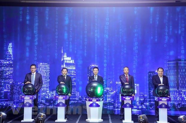 Bộ trưởng Nguyễn Mạnh Hùng phát động chiến dịch thúc đẩy chuyển đổi số bằng nền tảng ĐTĐM Việt Nam 22/05/2020 - Ảnh 1.