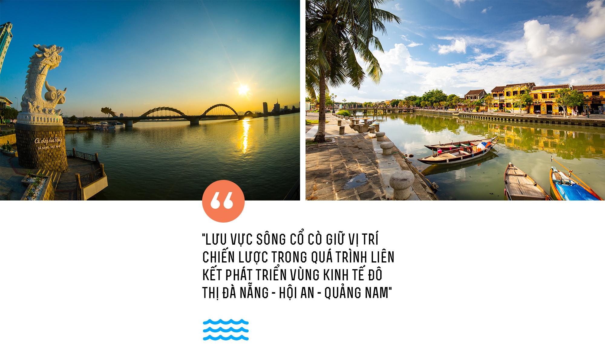 Định hình chuỗi đô thị mới bên sông Cổ Cò: bài toán chiến lược phát triển vùng Đà Nẵng - Hội An - Quảng Nam - Ảnh 5.