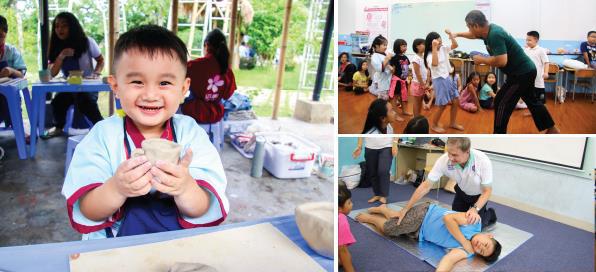 Tham gia trại hè – Cho con niềm vui, kĩ năng và sự an toàn - Ảnh 3.