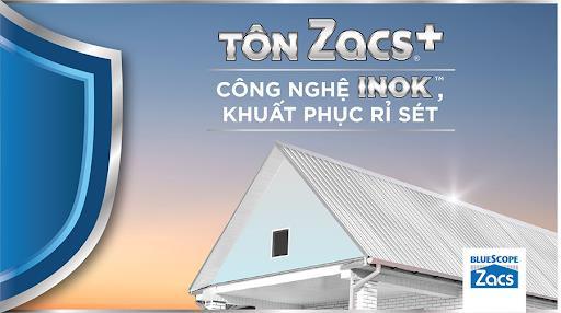 Giải pháp chống rỉ sét hiệu quả cho mái nhà tôn lạnh - Ảnh 2.