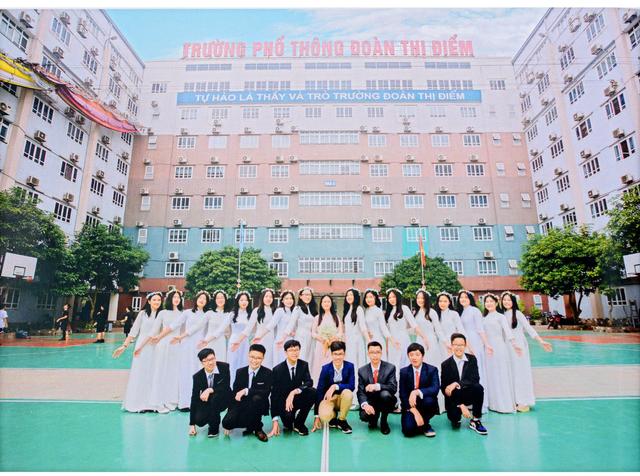 Thành tích cực đỉnh trong kỳ thi THPT chuyên của trường THCS Đoàn Thị Điểm - Ảnh 1.