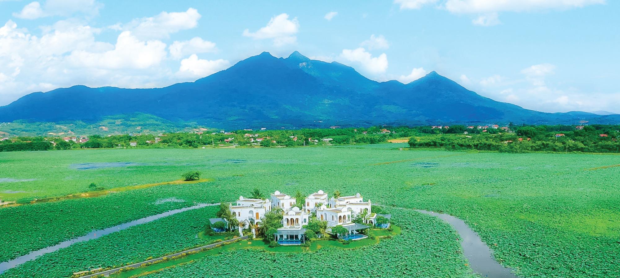 """Đón đầu xu hướng sở hữu ngôi nhà thứ hai, Vườn Vua Resort & Villas thu hút nhà đầu tư với """"lợi ích kép"""" sáng giá - Ảnh 9."""