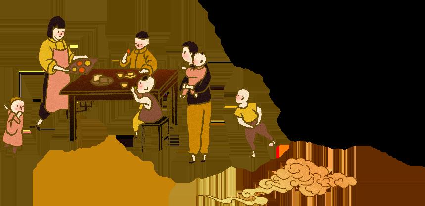 Cả tuổi thơ ngập ánh trăng gói trọn trong chiếc bánh Trung thu thơm lừng - Ảnh 6.