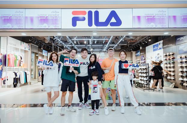 FILA mở cửa hàng tại Hà Nội, thỏa mãn khát khao thời trang đường phố của giới trẻ Hà Thành - Ảnh 1.