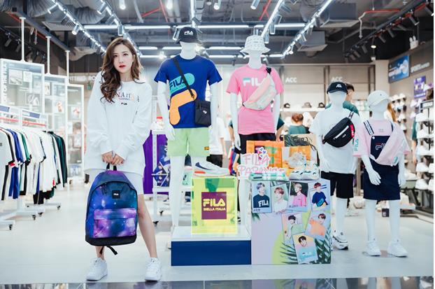 FILA mở cửa hàng tại Hà Nội, thỏa mãn khát khao thời trang đường phố của giới trẻ Hà Thành - Ảnh 2.