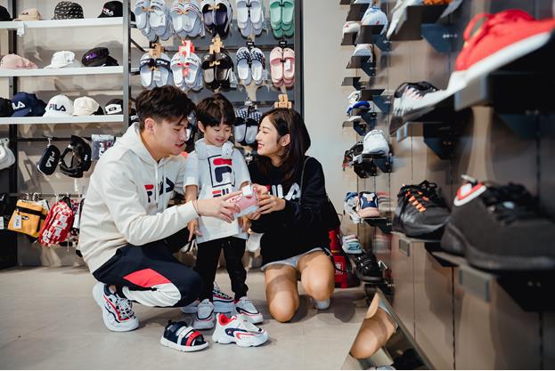 FILA mở cửa hàng tại Hà Nội, thỏa mãn khát khao thời trang đường phố của giới trẻ Hà Thành - Ảnh 6.