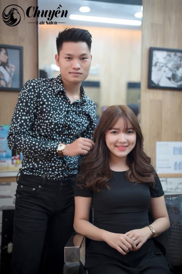 Hành trình 10 năm xây dựng 3 salon lớn tại Bắc Ninh của nhà tạo mẫu tóc Đào Chuyền - Ảnh 1.