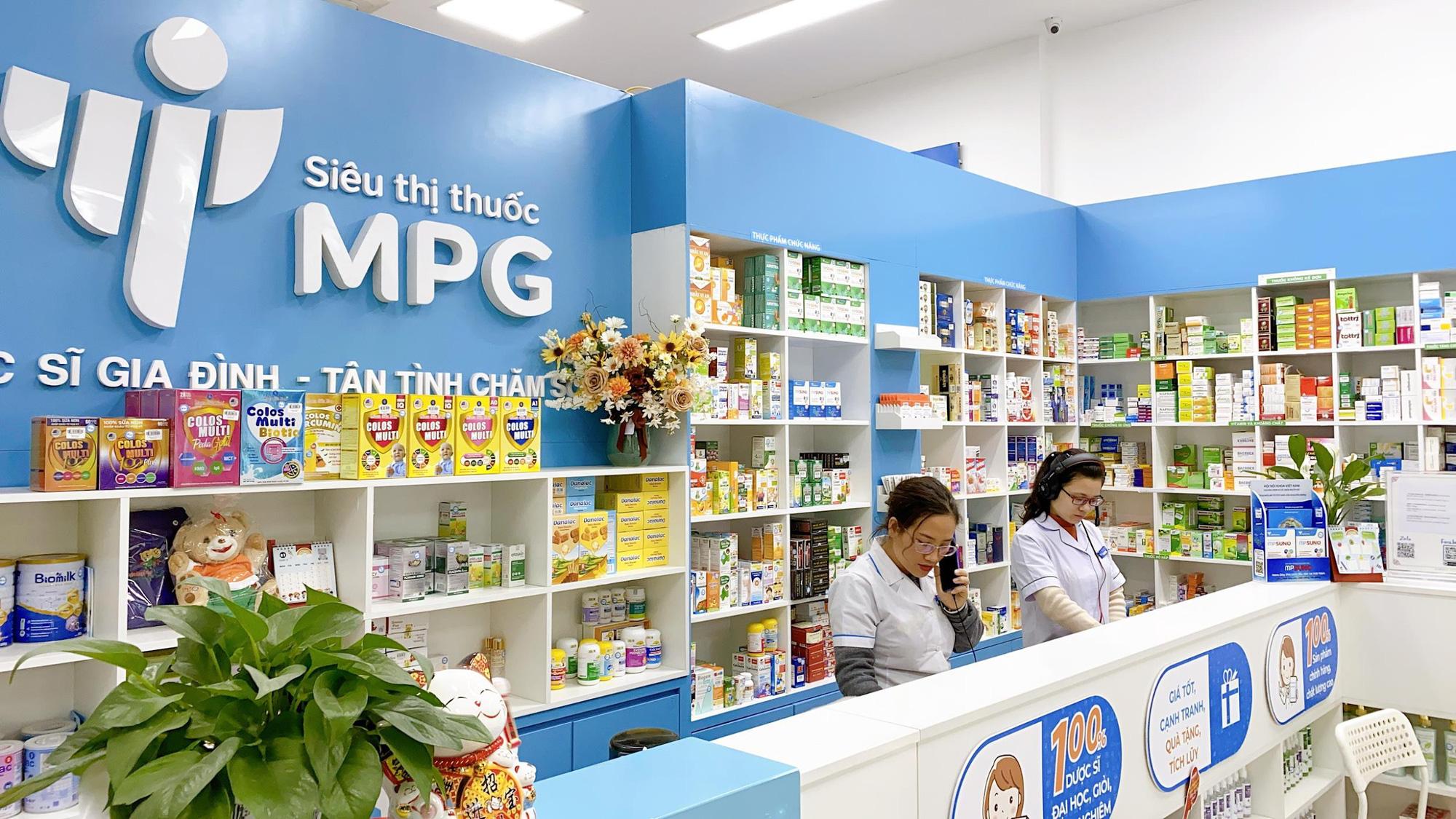 Siêu thị thuốc MPG – Tiên phong với mô hình dược sĩ gia đình tại Việt Nam - Ảnh 2.