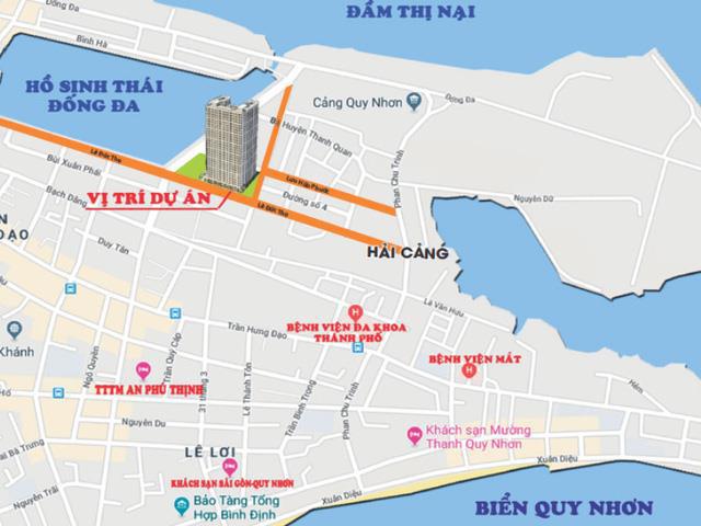 Phố văn hóa nghệ thuật - Trái tim về đêm của thành phố Quy Nhơn - Ảnh 1.
