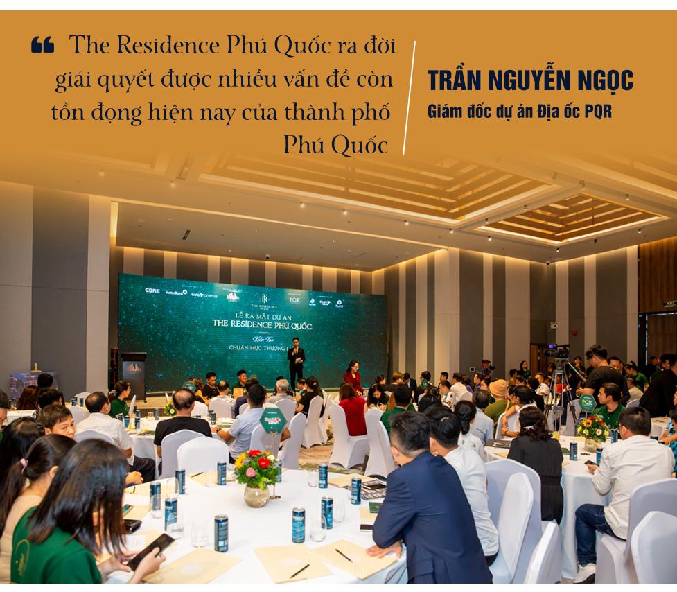 Từ dự án The Residence Phú Quốc, Giám đốc Dự Án Địa Ốc PQR chia sẻ bí quyết tạo nên thành công ngay giữa mùa Covid-19 - Ảnh 5.