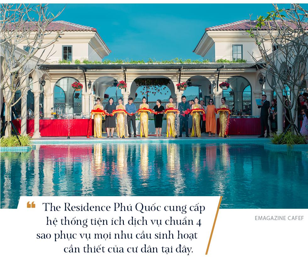Từ dự án The Residence Phú Quốc, Giám đốc Dự Án Địa Ốc PQR chia sẻ bí quyết tạo nên thành công ngay giữa mùa Covid-19 - Ảnh 6.