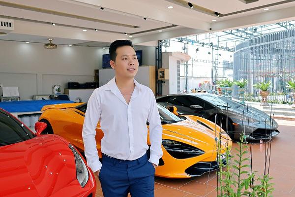 Trương Tấn Lợi - ông chủ 8X mở vườn lan từ đam mê - Ảnh 3.