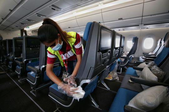 An toàn cho du khách với sân bay 'không chạm' và các ứng dụng công nghệ tại Singapore 001