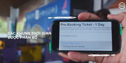 An toàn cho du khách với sân bay 'không chạm' và các ứng dụng công nghệ tại Singapore 007