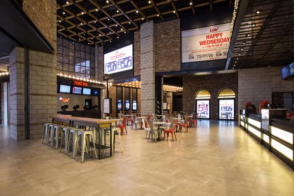 CGV khai trương rạp chiếu phim tại Cần Thơ 2