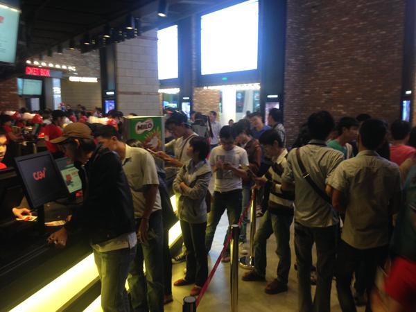 CGV khai trương rạp chiếu phim tại Cần Thơ 4