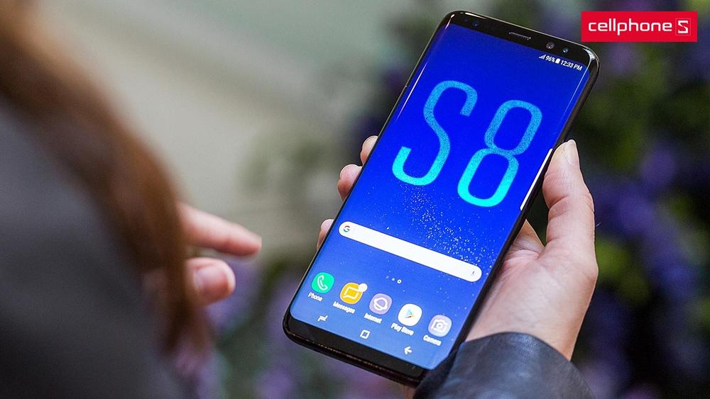 5 lý do đặt mua Galaxy S8 ngay bây giờ tại CellphoneS