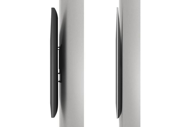 Giảm thiểu tối đa khoảng cách từ TV tới tường - đó chính là điều mà chỉ TV Samsung QLED làm được