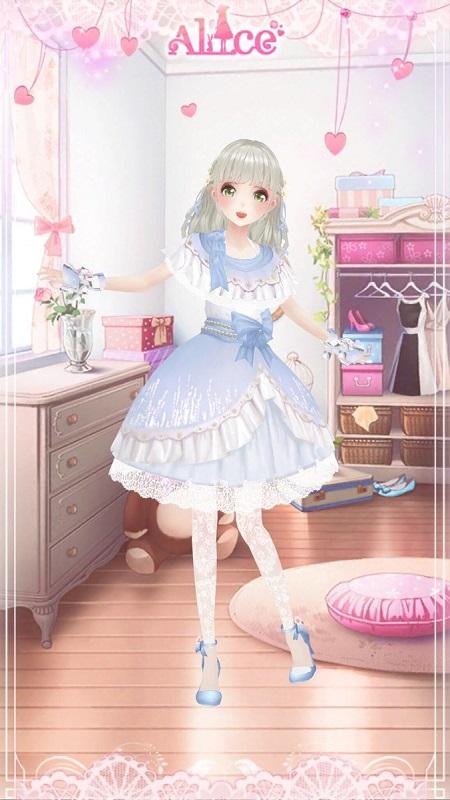 Bộ thời trang Alice quý hiếm