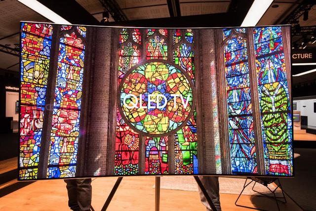 Samsung và TV QLED – bản lĩnh của người dẫn đầu - ảnh 1