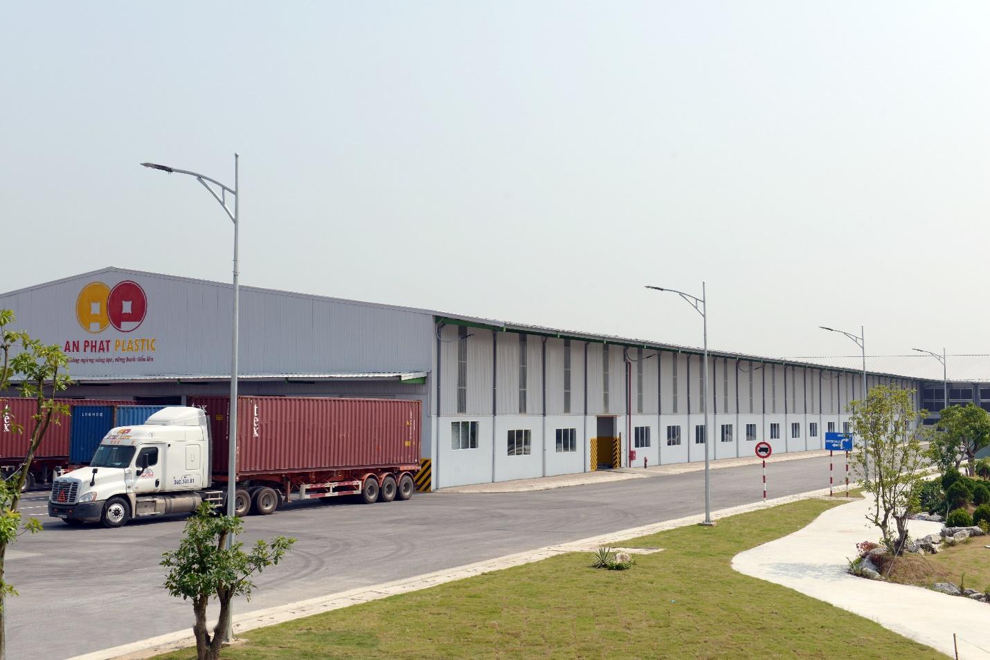 Nhựa An Phát (AAA) đạt sản lượng kỷ lục trong tháng 4, chuẩn bị đưa An Phát Yên Bái lên HoSE ngay trong tháng 6/2017