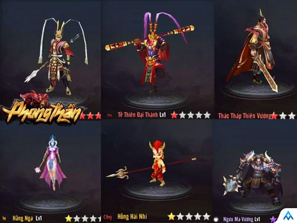 Thị trường game mobile tháng 5 hứa hẹn sôi động trở lại với tân binh Phong Thần