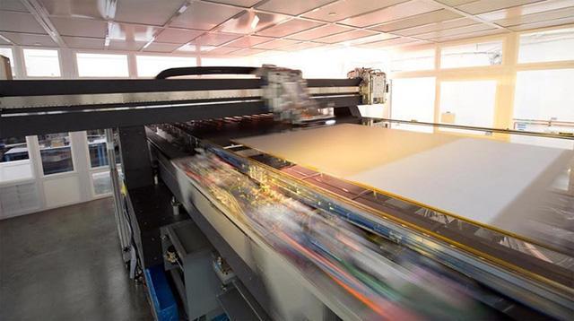 Máy in phun chính xác cao dùng để sản xuất OLED