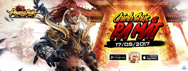 Phong Thần tự tin thay đổi thói quen PK của gamer mobile Việt
