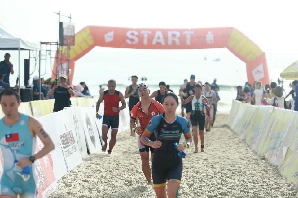 Bạn nhớ gì về Ironman 70.3 vietnam 2017?