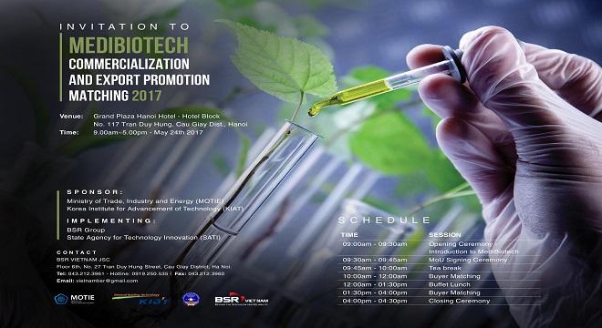 Giao lưu với các doanh nghiệp mỹ phẩm, dược phẩm Hàn Quốc tại Hà Nội