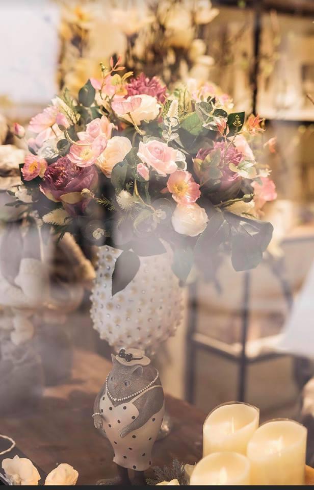 Flying Penguins - Tiệm hoa giả làm từ hoa thật ướp khô độc đáo - Ảnh 1.