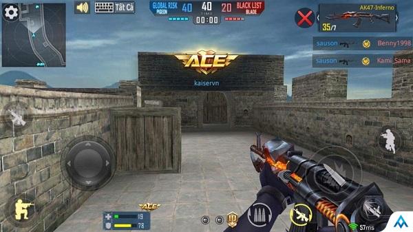4 phiên bản ưu tú của AK47 trong Phục Kích Mobile