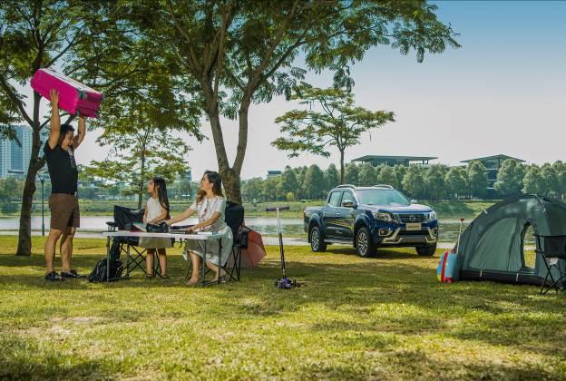 Theo chân diễn viên Minh Tiệp ngày cuối tuần với Nissan Navara Premium R - Ảnh 2.