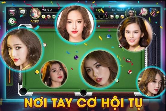 Bida Đỏ - Game bắn Bida cực hot trên di động mới ra mắt tại Việt Nam