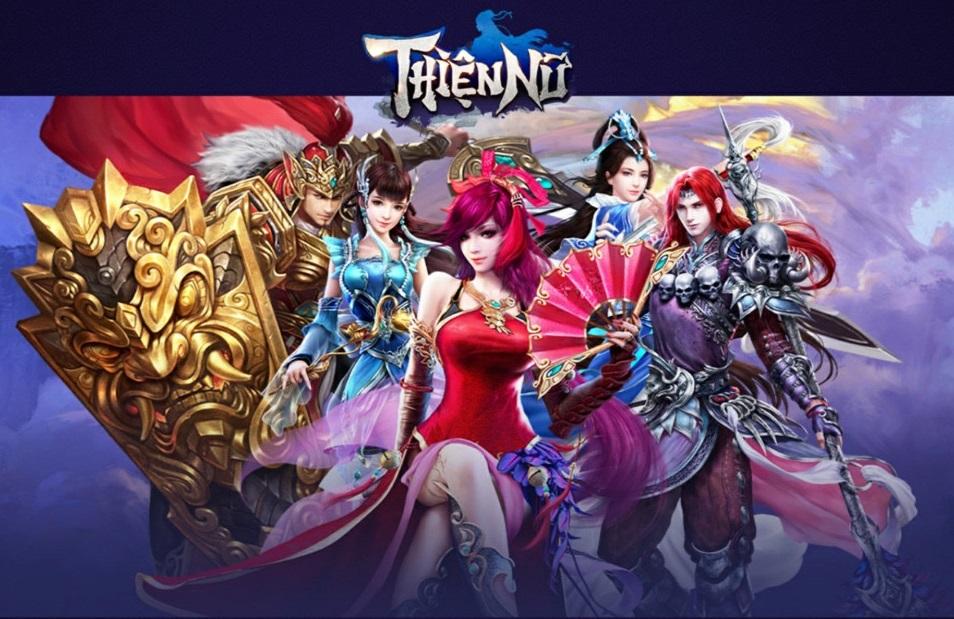 Bom tấn Thiện Nữ Mobile chính thức Open Beta không xoá nhân vật, công phá làng game Việt