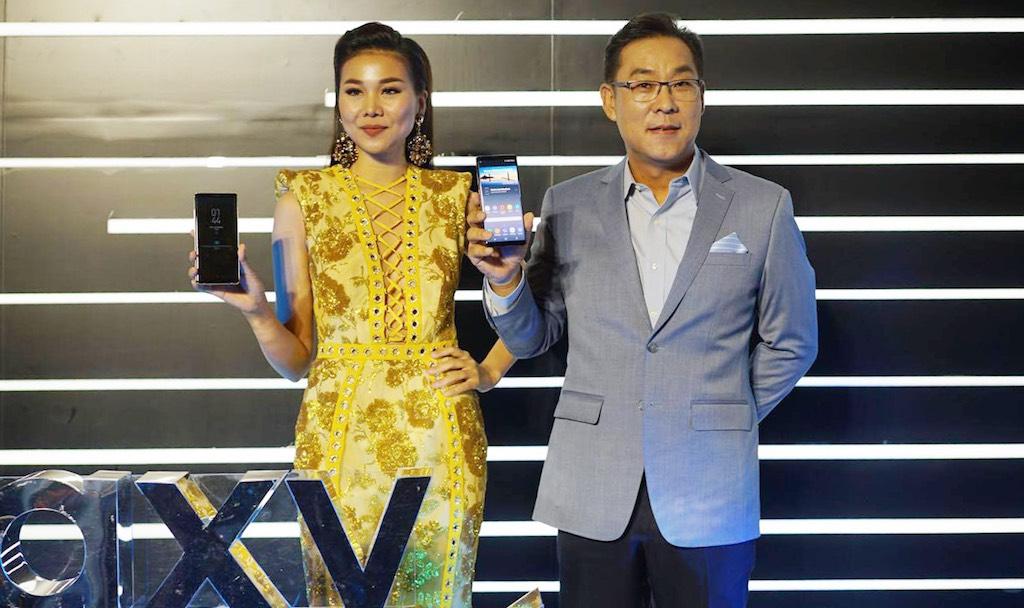 Đến ngay Viettel Store và trải nghiệm thực tế đẳng cấp Galaxy Note 8