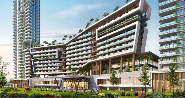 Pan Pacific Danang Resort: Những yếu tố thu hút khách hàng
